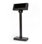 Дисплей покупателя Flytech 2x20 VFD черный с БП