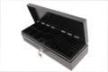 Денежный ящик Штрих FT - черный с крышкой